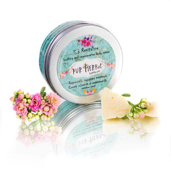 Crema calmanta si regeneranta pentru corp